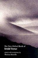 Thomas Kinsella, editor - The New Oxford Book of Irish verse - 9780192801920 - V9780192801920