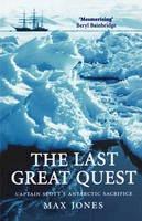 Jones, Max - The Last Great Quest - 9780192805706 - V9780192805706