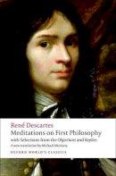 Descartes, Rene - Meditations on First Philosophy - 9780192806963 - V9780192806963