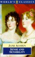 Austen, Jane - Sense and Sensibility (The World's Classics) - 9780192827616 - KIN0030756
