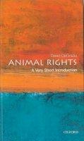 DeGrazia, David - Animal Rights - 9780192853608 - V9780192853608