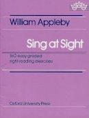 - Sing at Sight - 9780193301405 - V9780193301405