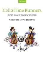 Blackwell, Kathy, Blackwell, David - Cello Time Runners, Cello Accompaniment Book - 9780193401174 - V9780193401174