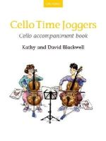 Blackwell, Kathy, Blackwell, David - Cello Time Joggers, Cello Accompaniment Book - 9780193401181 - V9780193401181