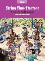 - String Time Starters Violin Book - 9780193411524 - V9780193411524
