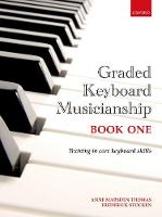 Thomas, Anne Marsden, Stocken, Frederick - Graded Keyboard Musicianship: Book 1 - 9780193411937 - V9780193411937