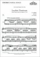 Lethbridge, Philip - Laudate Dominum - 9780193425903 - V9780193425903