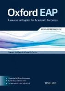 de Chazal Edward - Oxford EAP: Upper-intermediate/B2: Student's Book and DVD-ROM Pack - 9780194001786 - V9780194001786