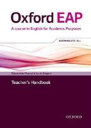 De Chazal, Edward, Rogers, Louis - Oxford EAP: Intermediate/B1+: Teacher's Book and DVD-ROM Pack - 9780194002028 - V9780194002028