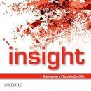 Wildman Et Al. - Insight: Elementary: Class CD (2 Discs) - 9780194010962 - V9780194010962