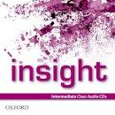 Wildman Et Al. - Insight Intermediate Class CD - 9780194010986 - V9780194010986