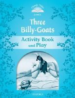 NA - Classic Tales: Level 1: The Three Billy Goats Gruff Activity Book & Play - 9780194238878 - V9780194238878