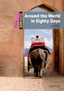 Verne, Jules - Dominoes: Starter: Around the World in Eighty Days - 9780194247016 - V9780194247016
