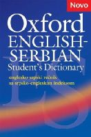 - Oxford English-Serbian Student's Dictionary (Englesko-Srpski Recnik Sa Srpsko-engleskim Indeksom) - 9780194316194 - V9780194316194