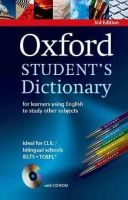 Unknown - OXFORD STUDENTS DICTIONARY - 9780194331357 - V9780194331357