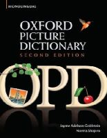 Adelson-Goldstein, Jayme; Shapiro, Norma - Oxford Picture Dictionary - 9780194369763 - V9780194369763