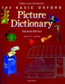 Gramer, Margot, Gaitan, Sergio - The Basic Oxford Picture Dictionary: English/Spanish, 2nd Edition - 9780194372350 - V9780194372350