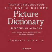 Gramer, Margot F. - The Basic Oxford Picture Dictionary - 9780194385992 - V9780194385992