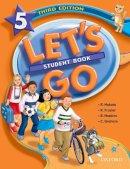 Nakata, Ritsuko, Frazier, Karen, Hoskins, Barbara, Graham, Carolyn - Let's Go 5 Student Book (Let's Go Readers) - 9780194394291 - V9780194394291