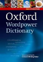 NA - Oxford Wordpower Dictionary - 9780194397988 - V9780194397988