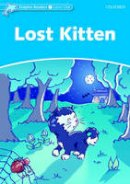 Taylor, Di - Dolphin Readers: Level 1: 275-Word Vocabulary Lost Kitten - 9780194400862 - V9780194400862