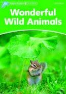 Kenshole, Fiona - Dolphin Readers: Level 3: 525-Word Vocabulary Wonderful Wild Animals - 9780194401043 - V9780194401043