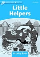 N/A - Dolphin Readers: Level 1: 275-Word Vocabulary Little Helpers Activity Book - 9780194401463 - V9780194401463