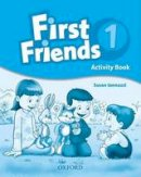 Iannuzzi, Susan - First Friends 1: Activity Book - 9780194432061 - V9780194432061
