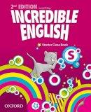 Phillips Sarah - Incredible English: Starter: Class Book - 9780194442053 - V9780194442053