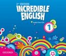 OUP Oxford - Incredible English: 1: Class Audio CDs (3 Discs) - 9780194442206 - V9780194442206