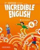 Phillips Sarah - Incredible English 4: Activity Book - 9780194442435 - V9780194442435