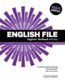 Oxford University Press - English File: Beginner: Workbook with Key - 9780194501613 - V9780194501613