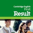 - Cambridge English: First Result: Class Audio CDs - 9780194512008 - V9780194512008