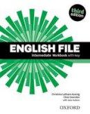Oxenden/Latham-Koeni - English File: Intermediate: Workbook with Key - 9780194519847 - V9780194519847