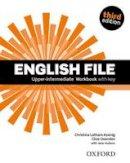 Latham-Koenig, Christina, Oxenden, Clive, Hudson, Jane - English File third edition: Upper-intermediate: Workbook with Key - 9780194558501 - V9780194558501