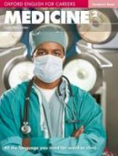 McCarter, Sam - Oxford English for Careers: Medicine 2: Students Book - 9780194569569 - V9780194569569