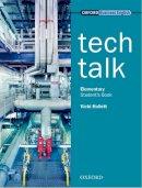Hollett, Vicki - Tech Talk - 9780194574532 - V9780194574532