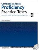 Harrison, Mark - Cambridge English Professional Practice Test with Key Pack - 9780194577366 - V9780194577366