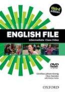 - English File: Intermediate: Class DVD - 9780194597203 - V9780194597203