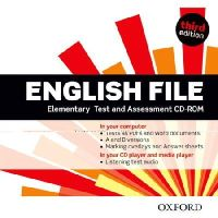 Latham-Koenig, Christina, Oxenden, Clive, Seligson, Paul, Collectif - English File: Elementary: Teacher's Book with Test and Assessment CD-ROM (French Edition) - 9780194598743 - V9780194598743