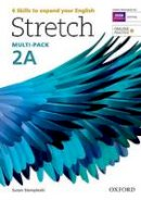 - Stretch: Level 2: Student's Book & Workbook Multi-Pack A with Online Practice - 9780194603294 - V9780194603294