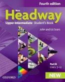 - New Headway 4e Upper-Intermediate Students Book B - 9780194713306 - V9780194713306