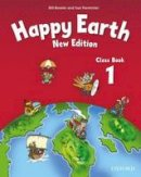 Bowler, Bill, Parminter, Sue - Happy Earth: Class Book Level 1 (French Edition) - 9780194732840 - V9780194732840