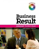 Appleby, Rachel, Grant, Heidi, Hughes, John, Wilden, Shaun - Business Result DVD Edition: Advanced: Teacher's Book Pack - 9780194739467 - V9780194739467