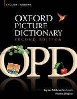 Adelson-Goldstein, Jayme, Shapiro, Norma - The Oxford Picture Dictionary - 9780194740166 - V9780194740166