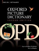 Adelson-Goldstein, Jayme; Shapiro, Norma - The Oxford Picture Dictionary - 9780194740197 - V9780194740197