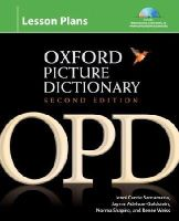 Adelson-Goldstein, Jayme, Shapiro, Norma, Santamaria, Jenni Currie - Oxford Picture Dictionary Lesson Plans with Audio CDs (3): Instructor planning resource (Book, CDs, CD-ROM) for multilevel listening and pronunciation exercises. (Oxford Picture Di - 9780194740227 - V9780194740227