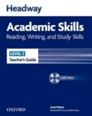 Philpot, Sarah - Headway Academic Skills: 2: Reading, Writing, and Study Skills Teacher's Guide with Tests CD-ROM - 9780194741637 - V9780194741637
