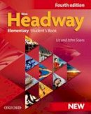 Soars Liz - New Headway: Student Book Elementary level: General English (French Edition) - 9780194768986 - V9780194768986