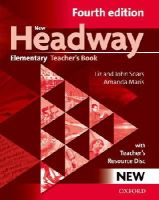 - - New Headway: Elementary: Teacher's Book + Teacher's Resource Disc: General English (French Edition) - 9780194769112 - V9780194769112